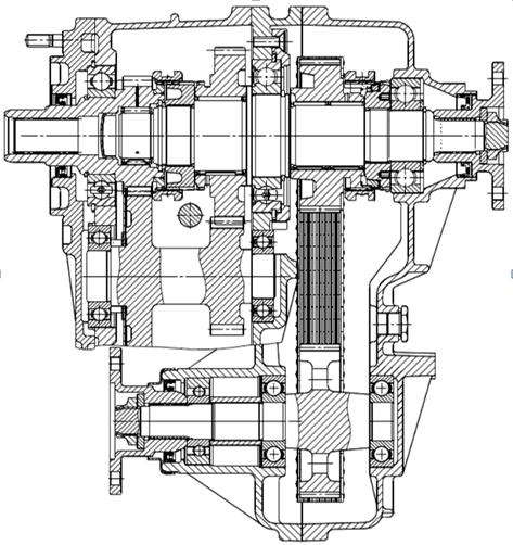 FD系列分動器