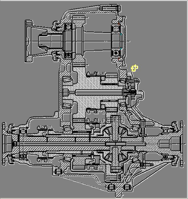 FM系列分動器