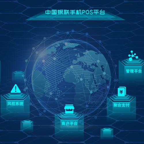 中国银联手机pos平台