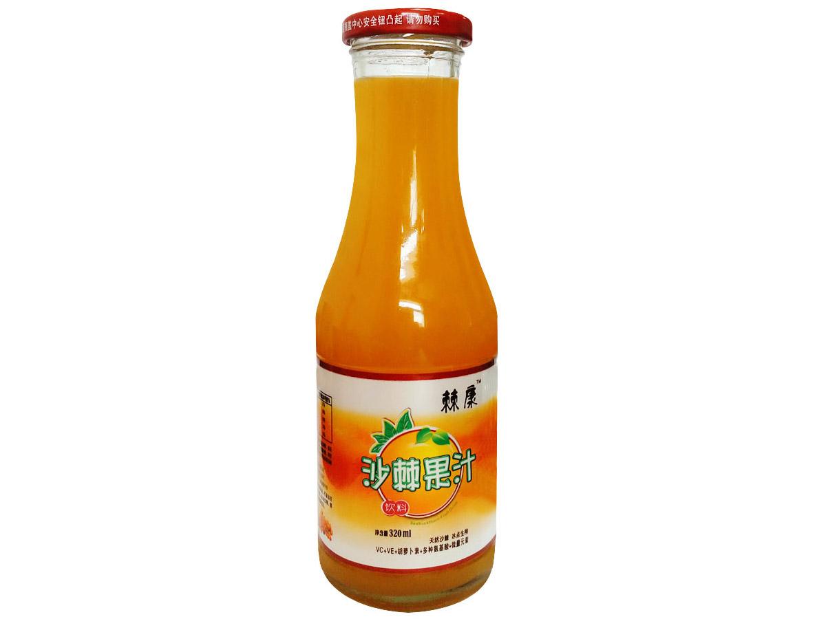 320毫升沙棘果汁