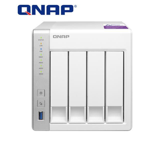 威联通(QNAP)TS-431P  4盘位NAS网络存储器 ( 4*1T硬盘)