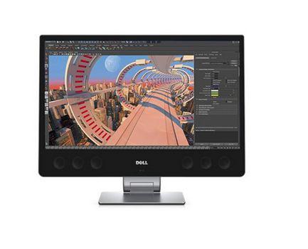 戴尔(DELL)Precision 5720工作站27英寸4K超高清显示屏一体机  专为成就卓越创意而打造