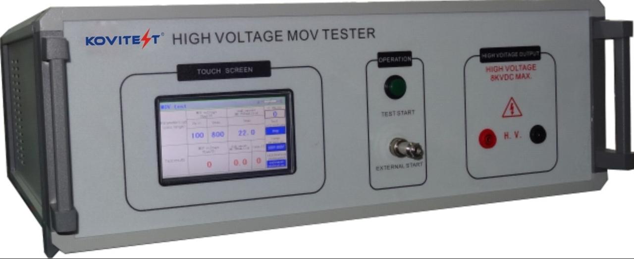 智能8KV高压压敏电阻测试仪
