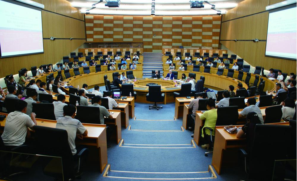 德国工商大会与山东省职业教育院校中德职业教育合作对话在山东淄博举行