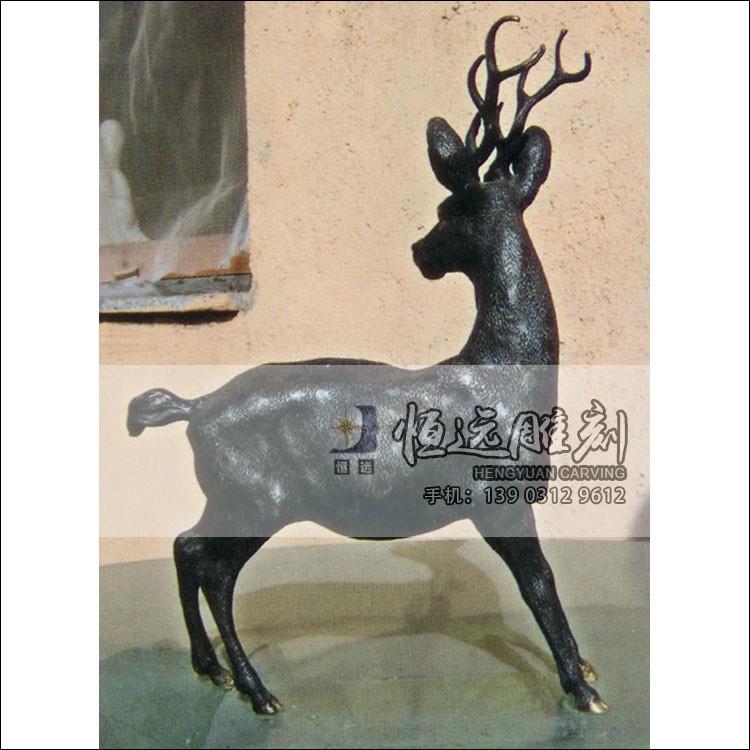 铜雕动物-TDW-1003