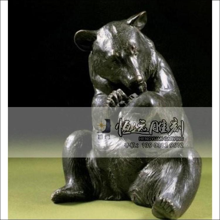 铜雕动物-TDW-1005