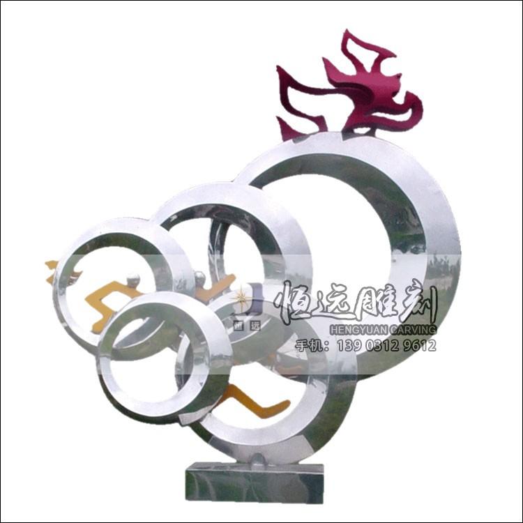 不锈钢雕塑-BXG-1002