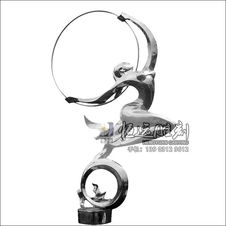 不锈钢雕塑-BXG-1006