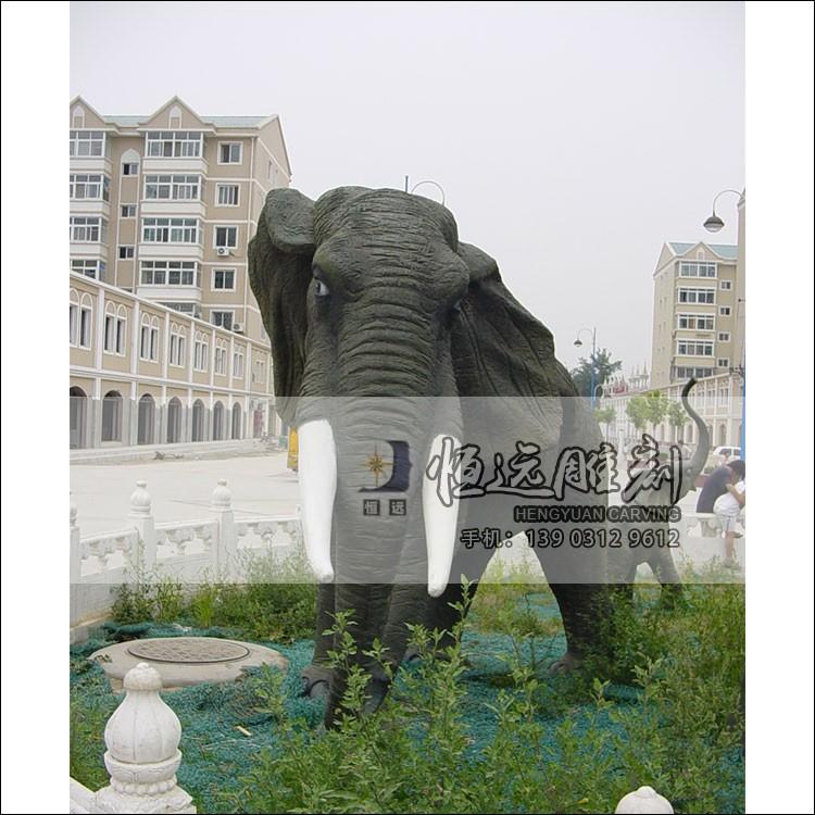 仿真雕塑-大象-FZDW1001