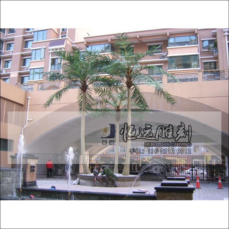 仿真雕塑-椰子树-FZYZ1001