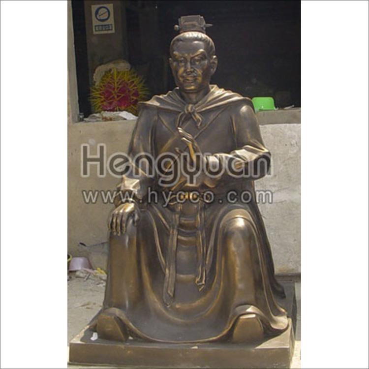 仿铜雕塑-传统人物-HYFT-1007