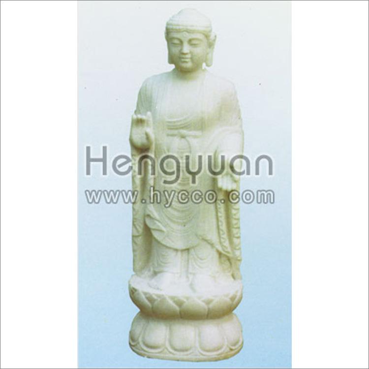 东方人物-曲阳石雕-DFR-1001