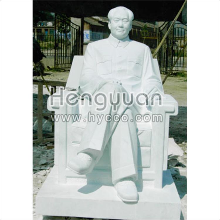 东方人物-曲阳石雕-DFR-2001
