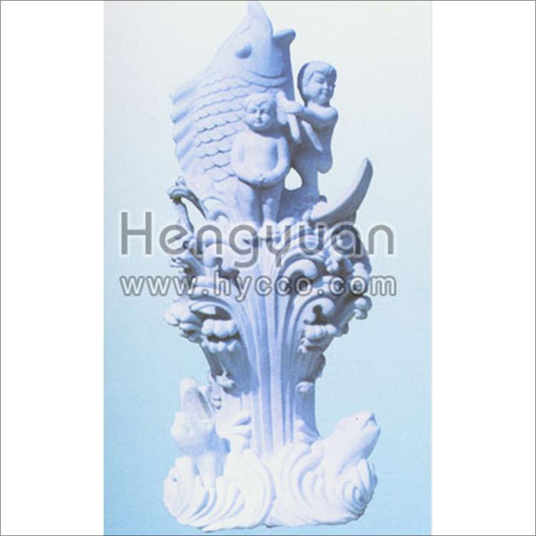 东方人物-曲阳石雕-DFR-2002