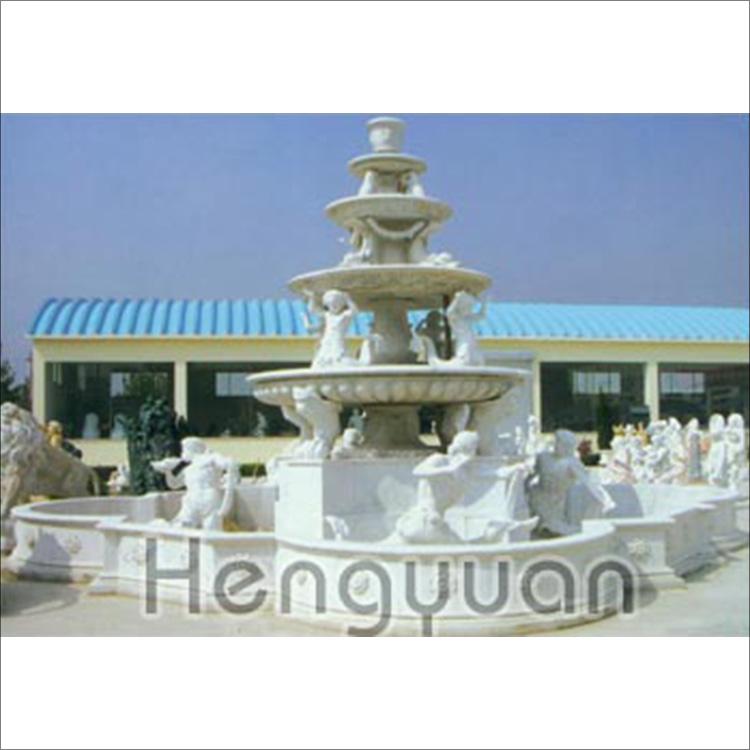 石雕喷泉-PQ-1001