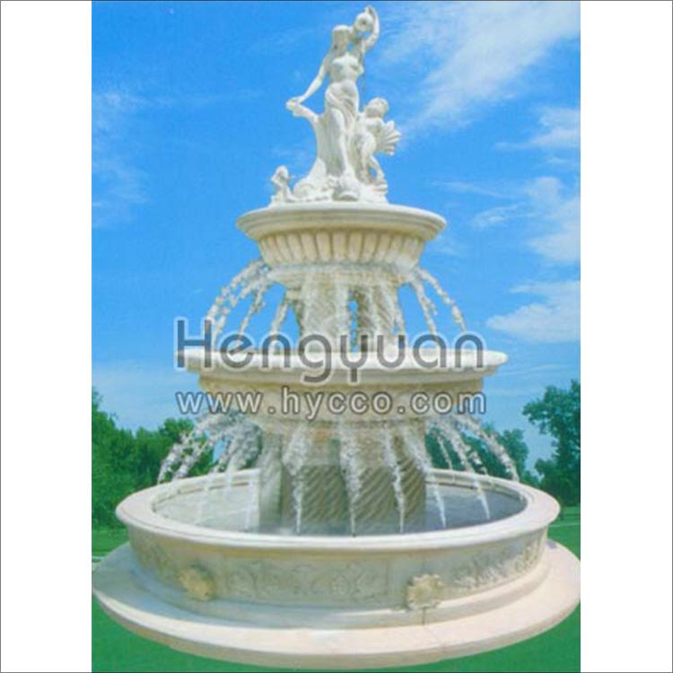 石雕喷泉-PQ-1002