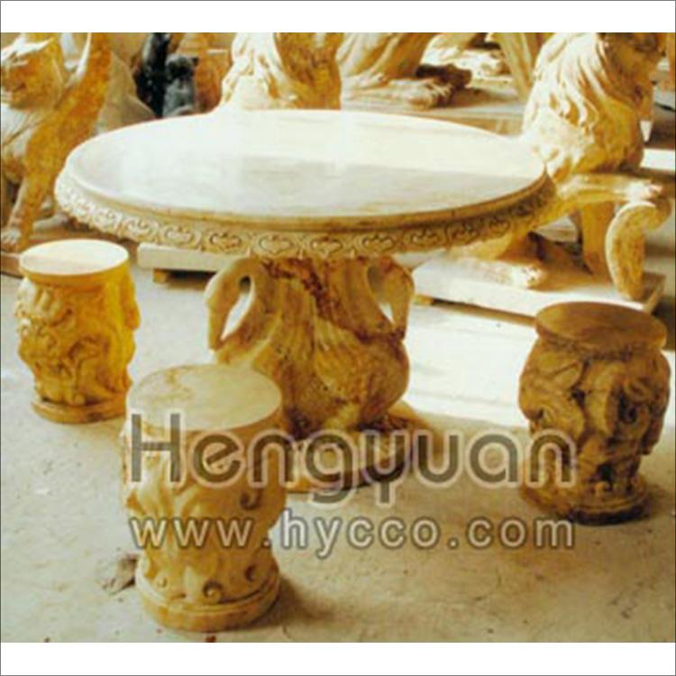 石雕桌凳-SDZ-3001