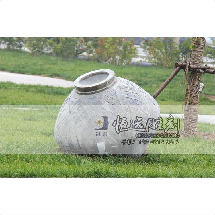 园林雕塑-曲阳石雕-YL-1001