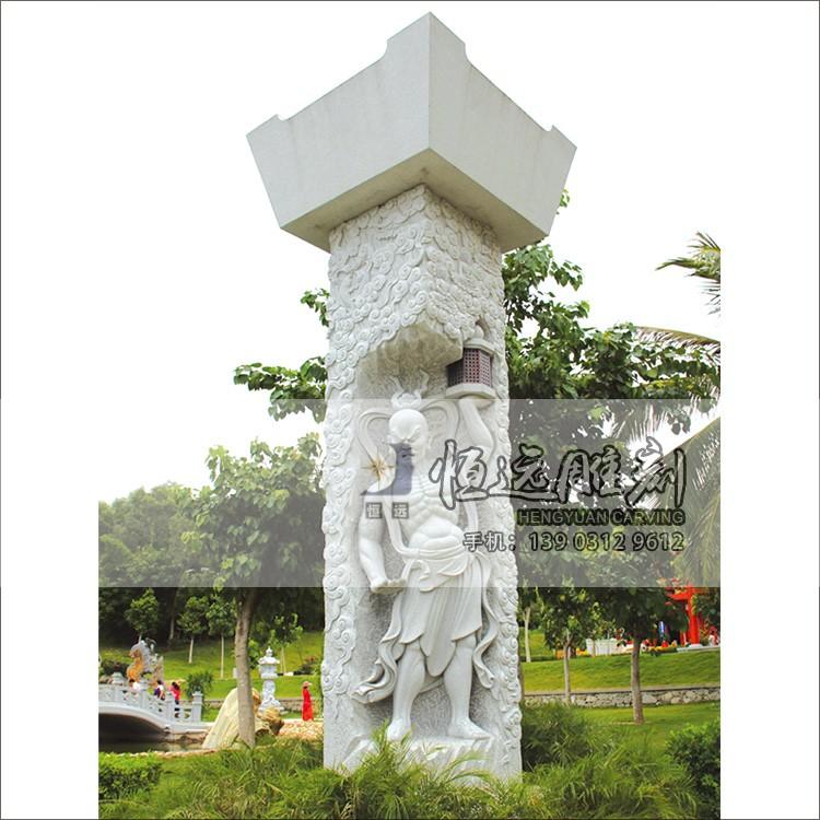 园林雕塑-曲阳石雕-YL-1004