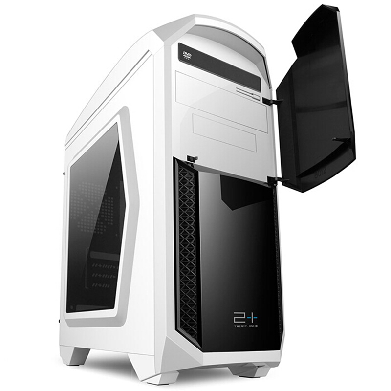 立伟世纪  i5 7400/8G/1T/电脑台式/四核主机/游戏主机/DIY组装机