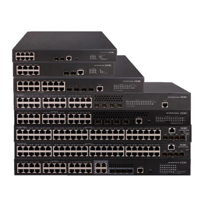 华三(H3C) S5120V2-52P-LI 48口全千兆二层Web网管接入交换机