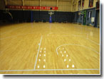 国家体育总局训练局女篮训练馆