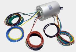 JH-TK特制过孔型导电滑环