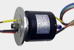 JH-K气电组合型滑环