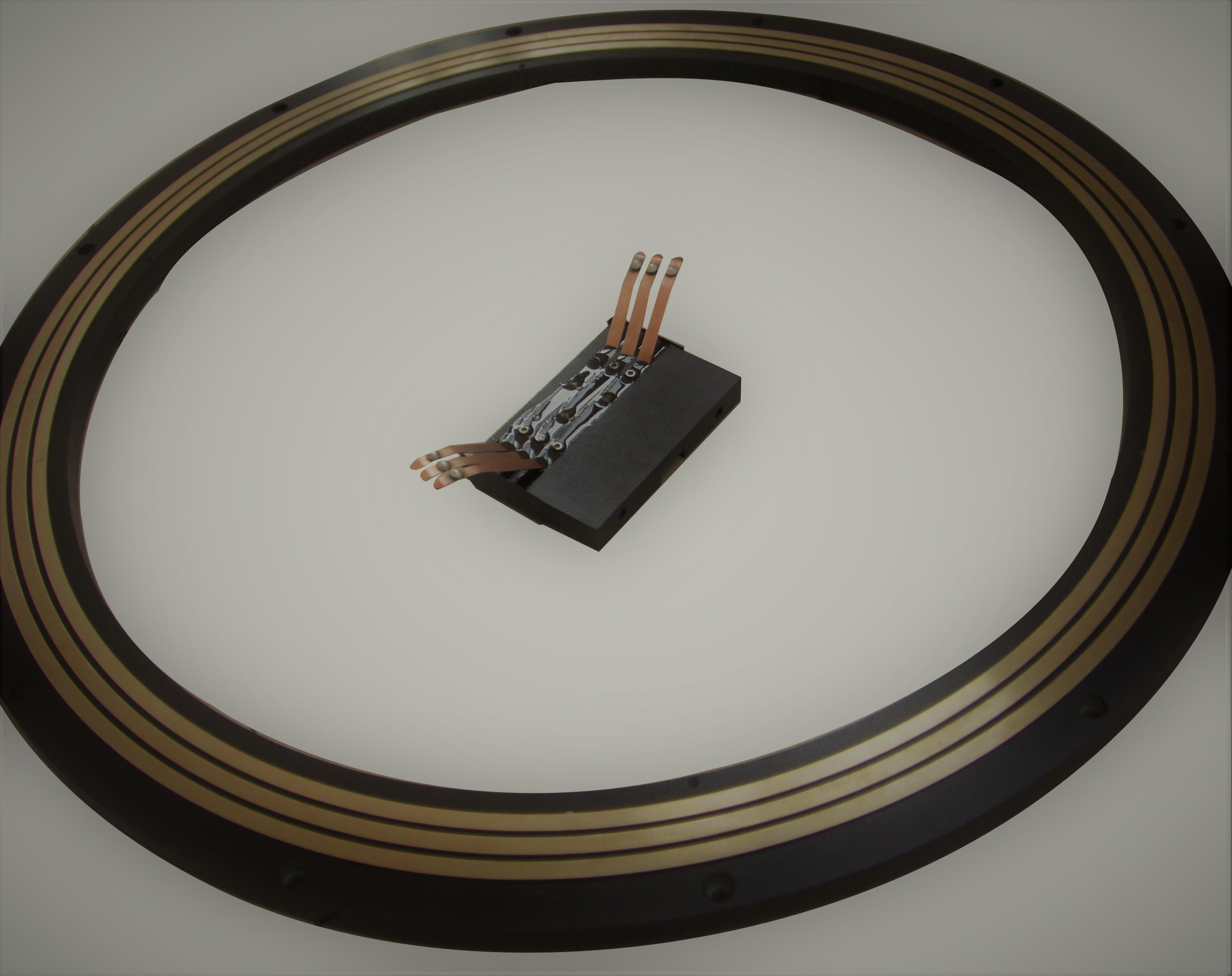 JH-P盤式導電滑環系列