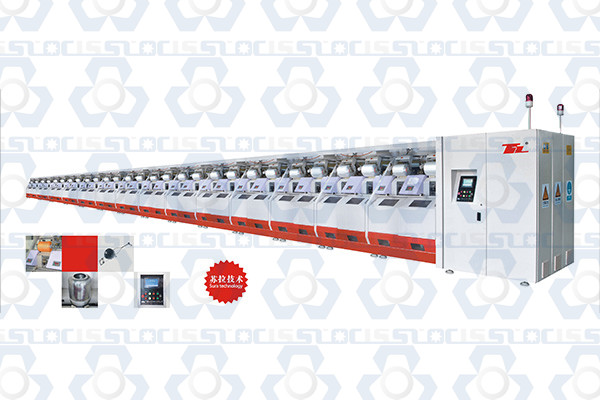 TZ628 High Speed Industrial Yarn Two-For-One Twisting Machine