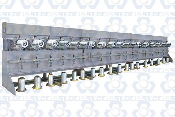 TZ518 Precise yarn winding and assembling machine