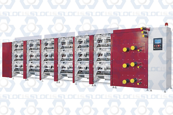 TZ538 High speed automatically assembling and winding machine