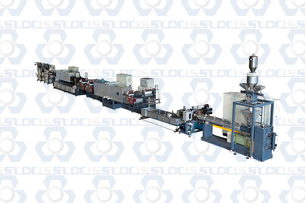 PP Polypropylene Strapping Band Production Line