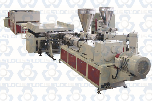 PC Hollow Sheet Production Line