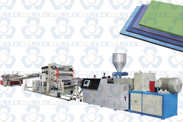 PC, PMMA, ABS Sheet Production Line