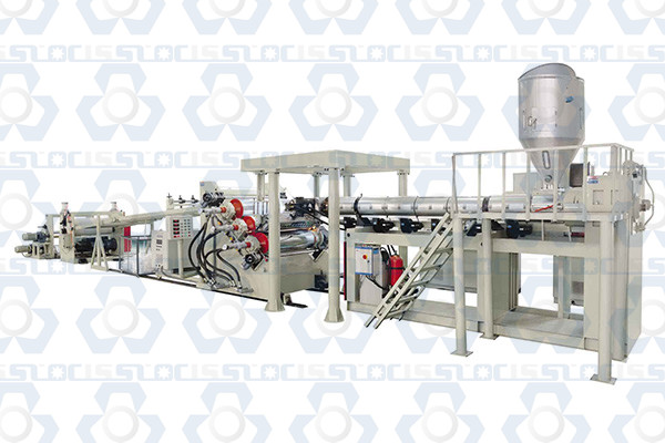 PP, PS, PE Sheet Production Line