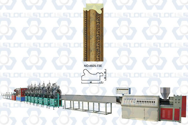 PS Foam Photo Frame Extrusion Line