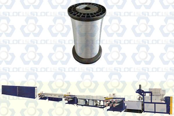 PE PP Rope Net Monofilament Extrusion Machine