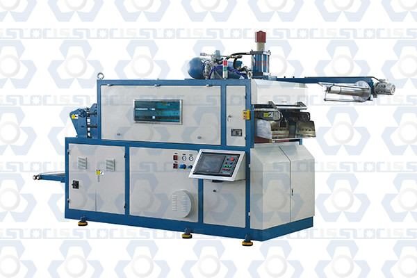 HSC660 Thermoforming Machine for PP, PET, PS, PVC