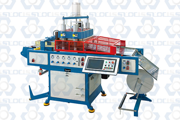 HSC510*570 Thermoforming Machine for BOPS, HIPS, PET, PS, PVC