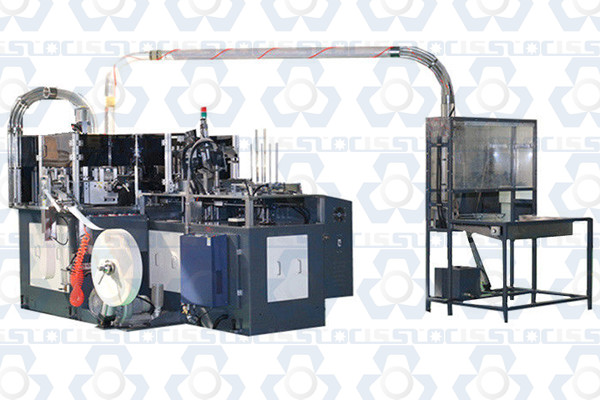 CS-90A Automatic Paper Cup Making Machine