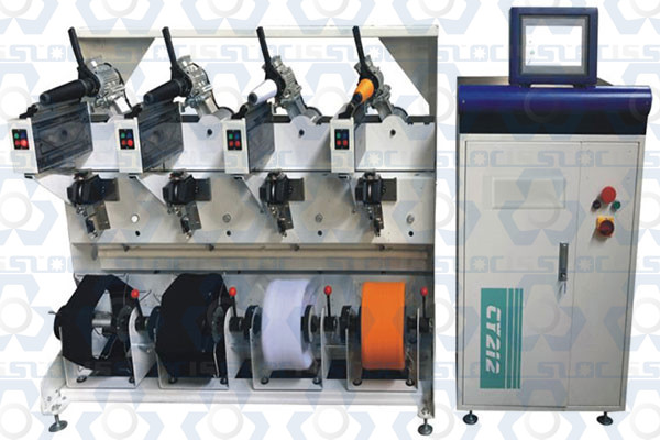 CY212 Intelligent high speed electronic precision rewinding machine