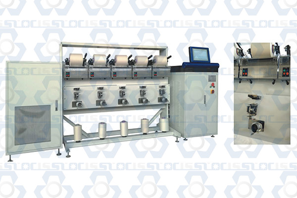 CS206 Precision Rewinding Machine for Cotton or Wool