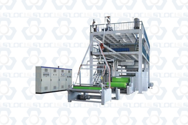 PP Melt Blow Non woven Fabric Production Line