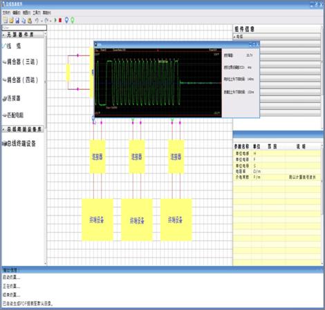 mediaSim —— 总线物理层仿真软件