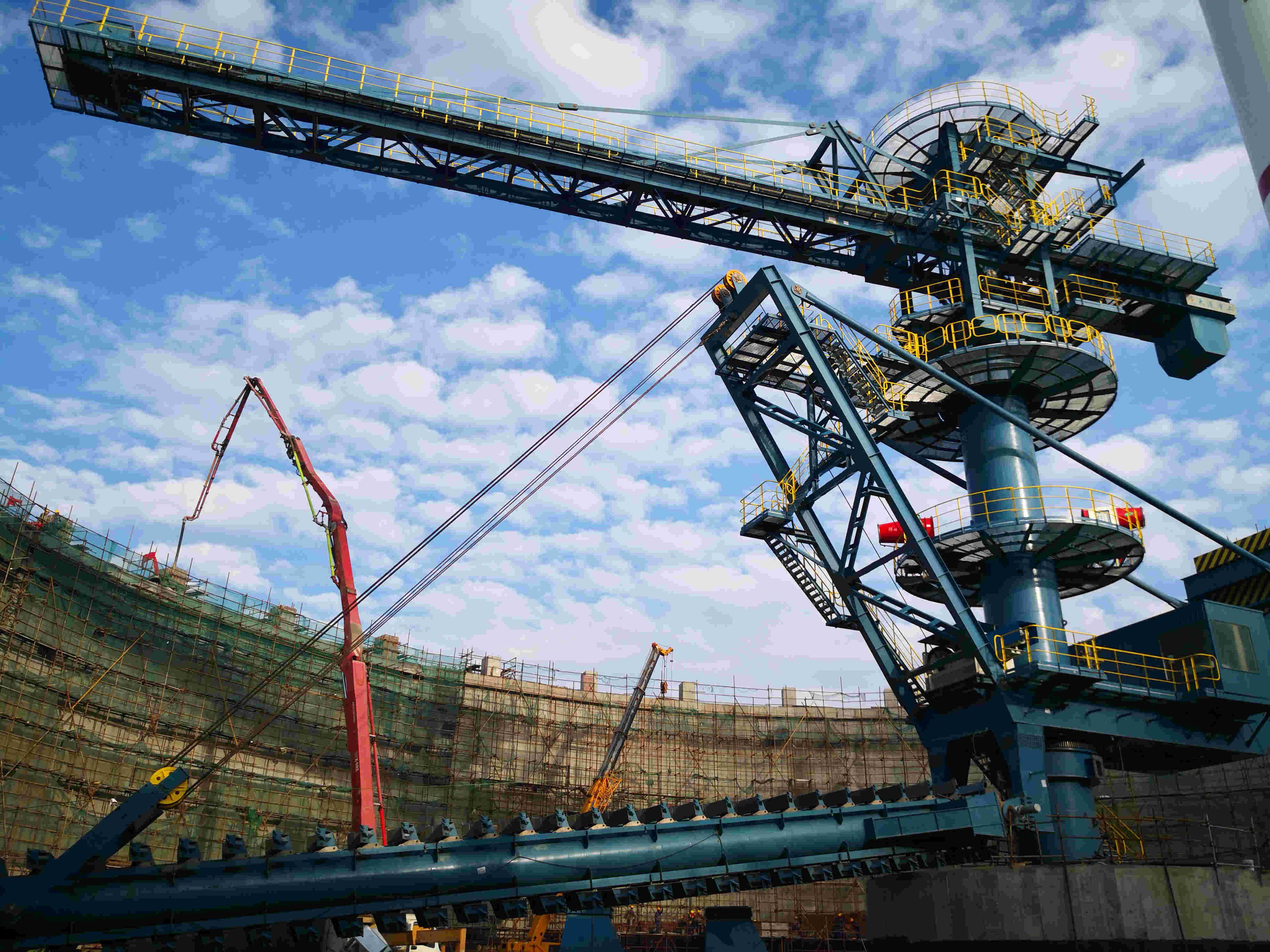 中化泉州石化120万吨乙烯项目