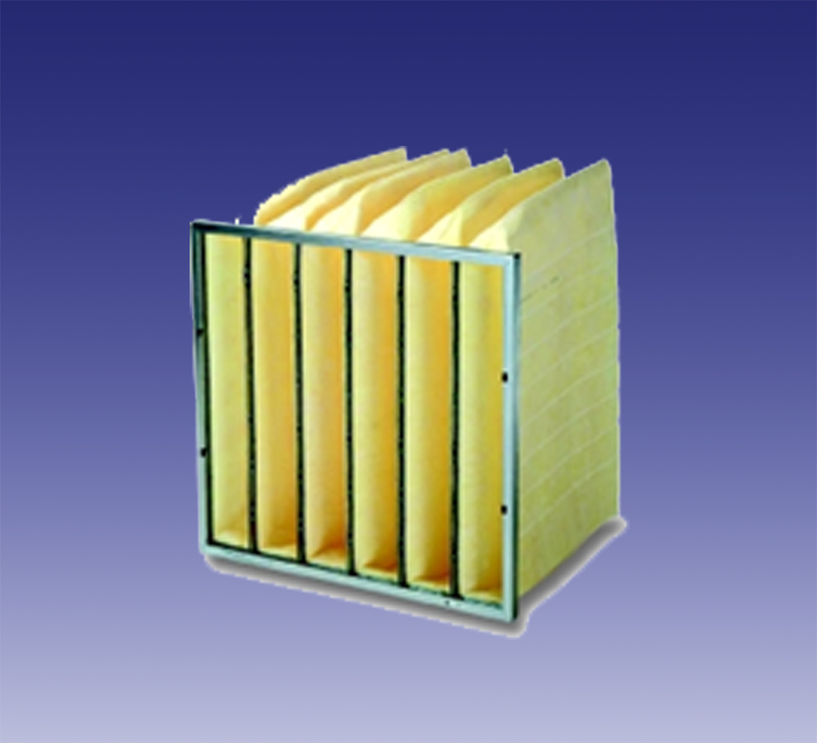 F5M-Glass fibre  filter