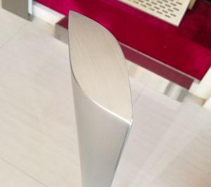 來圖訂制各種異型不銹鋼管 高端拉絲無指紋不銹鋼管