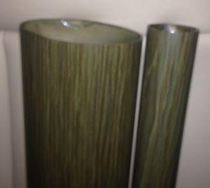 熱轉印木紋不銹鋼管 橢圓形木紋管