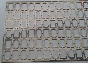 大功率激光切割不銹鋼厚板 激光切割鏤空不銹鋼屏風 不銹鋼異型件
